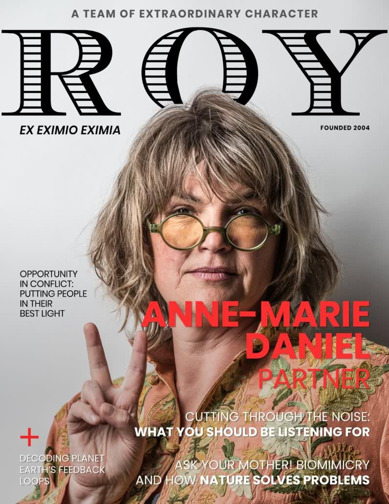 RG Mag Cover Anne-Marie Daniel