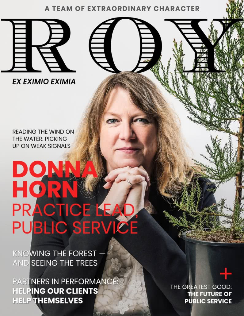 RG Mag Cover Donna Horn