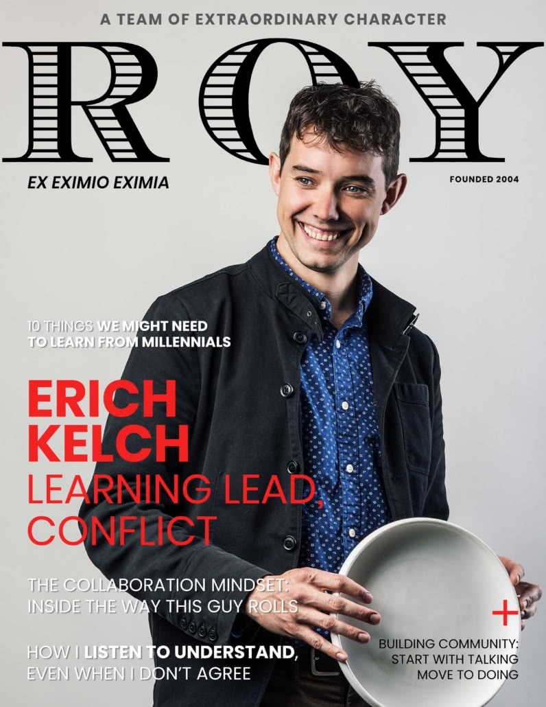 RG Mag Cover Erich Kelch