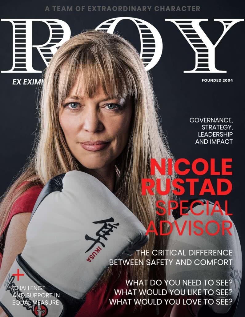 RG Mag Cover Nicole Rustad