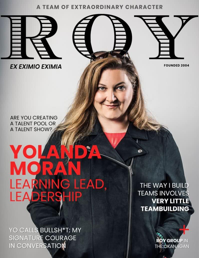 RG Mag Cover Yolanda Moran