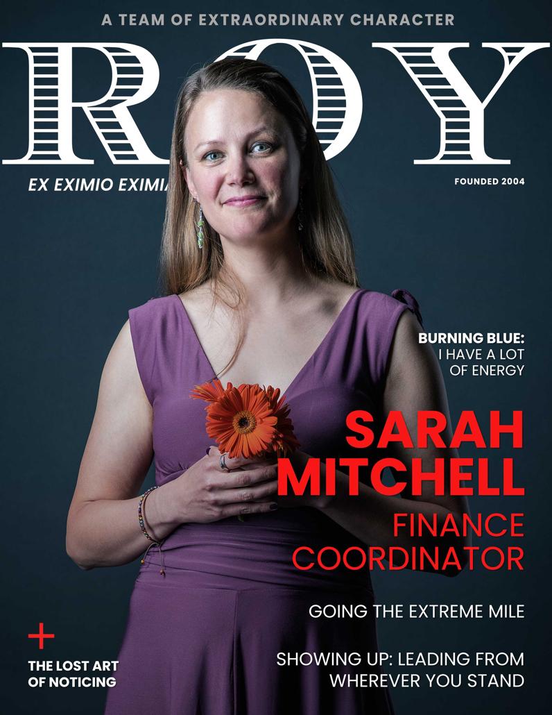 RG Mag Cover Sarah Mitchell